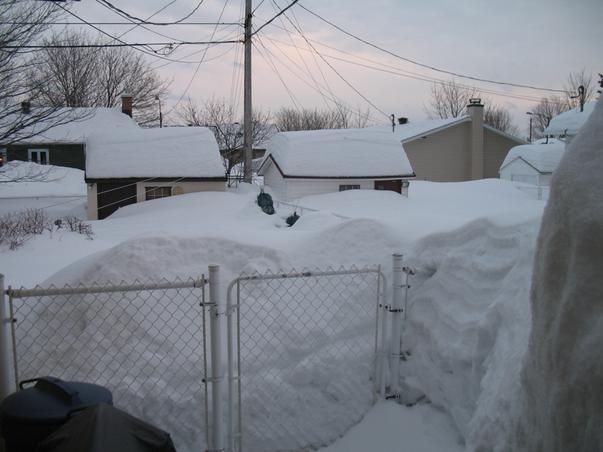 Iarna la Québec (2)