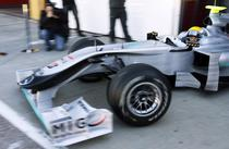 Nico Rosberg - MercedesGP