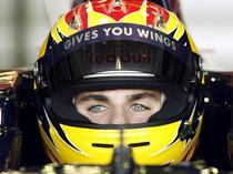 Jaime Alguersuari, rapid pe circuitul de la Jerez