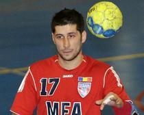 Ionut Georgescu, cel mai bun marcator al Stelei