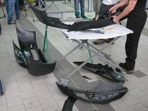 Piesele auto contrafacute, mai putin sigure, dar avantajate de pretul mic