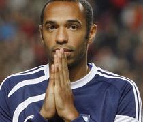 Thierry Henry, in dizgratie la Barcelona