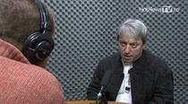 Marius Oprea in studioul HotNews.ro