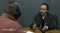 Bobby Paunescu in studioul HotNews.ro