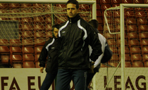 Roni Levy, antrenor Unirea