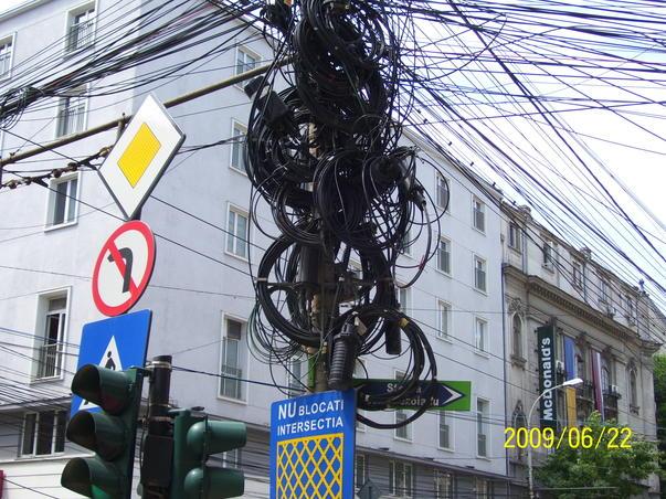"""Bucuresti, Centrul """"Micului Paris"""""""