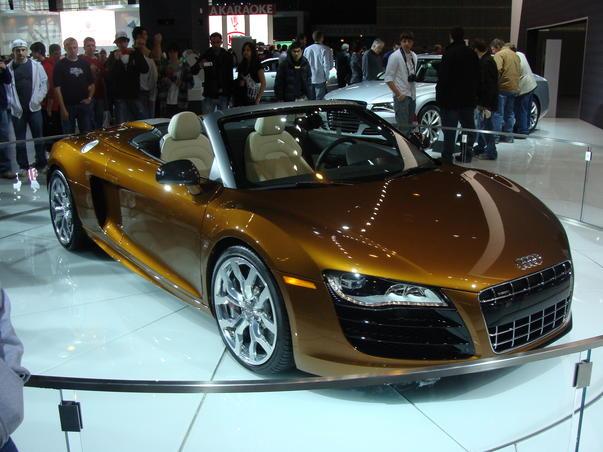 Audi R8 (2010)