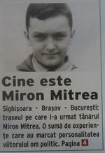 Miron Mitrea