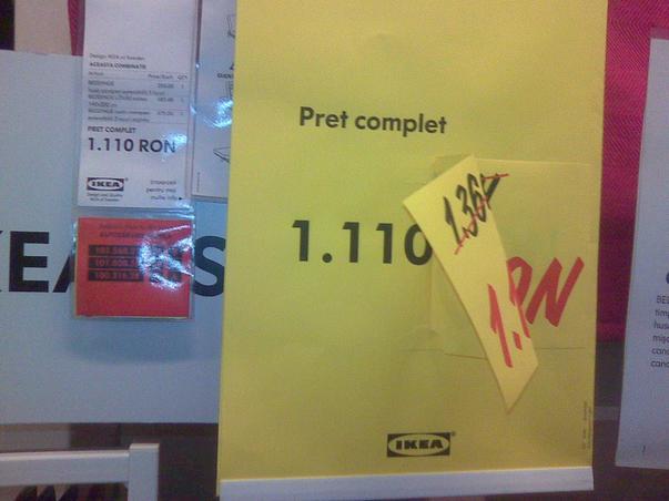 """""""SUPER Reduceri """" la Ikea (3)"""
