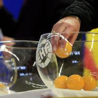 EHF - trageri la sorti