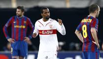 Barcelona, remiza cu noroc contra lui VfB