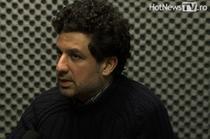 Catalin Mitulescu in studioul HotNews.ro