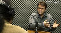 Felix Tataru in studioul HotNews.ro