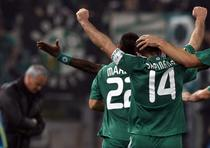Panathinaikos a eliminat-o pe AS Roma