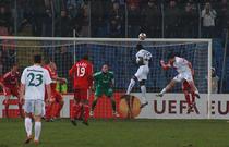 Fotogalerie: Urziceni - Liverpool 1-3