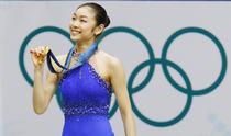 Kim Yu-Na, aur la Vancouver
