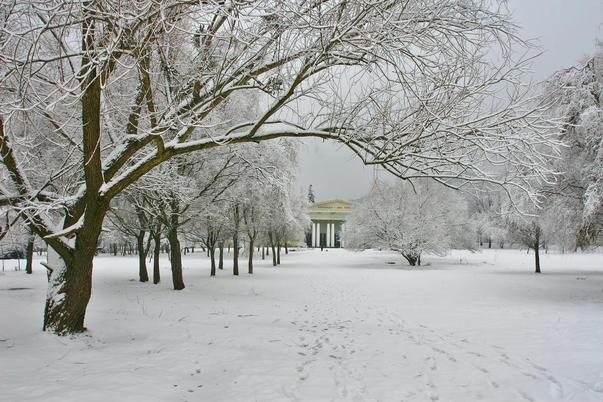 Iarna in Baia Mare
