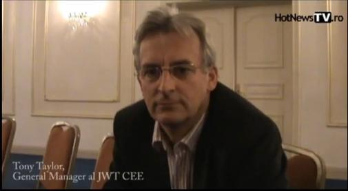 Tony Taylor - JWT CEE