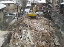 Casa din Grigore Mora 15 demolata