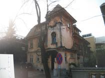Casa din Grigore Mora 15, marcata ca nedemolabila in studiul de detaliere a zonelor protejate, a fost demolata