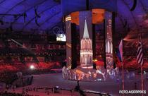 Vancouver a predat flacara olimpica Rusiei