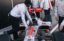 McLaren, cel mai bun timp in antrenamente la Shanghai