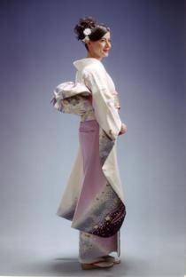 Dana in kimono