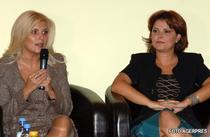 Elena Udrea si Olguta Vasilescu