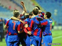 Steaua, mai bine clasata decat AC Milan