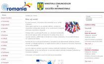 Portalul eRomania, concept ca si in 2009