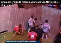Violente dupa un meci de fotbal in Brazilia