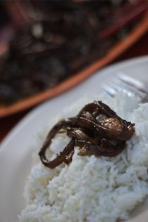 Un pranz malaiezian