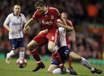 Gerrard, dorit de AC Milan