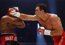 Vladimir Klitschko, victorie prin KO