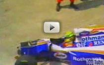 Senna - accidentul de la Imola i-a pus capat vietii