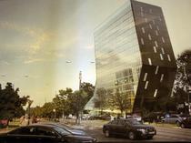 Proiectul de turn de pe Bulevardul Expozitiei