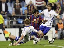 Messi, platit regeste pentru magiile sale de pe teren