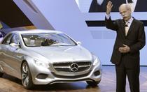 Dieter Zetsche, CEO Daimler