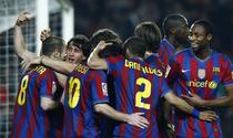 Barcelona, aproape de un nou titlu in Primera Division
