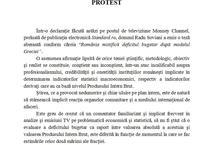 Protestul INS