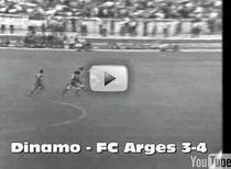 Sevastian Iovanescu, pe vremea cand juca la FC Arges