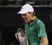 Berdych il elimina pe Federer la Miami
