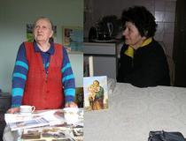 Franziska Welsch si Maria Dauerbach