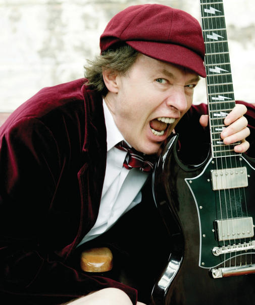 AC DC - Angus-Young
