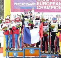 Romania, bronz la CE biatlon juniori
