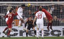 Ronaldinho, ratare imensa contra Romei