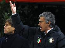 Mourinho a vazut meciul din tribuna