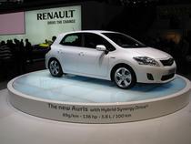 Toyota Auris hibrid