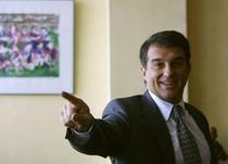 Joan Laporta, fostul presedinte al Barcelonei