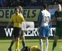 Fault dur in prima liga olandeza